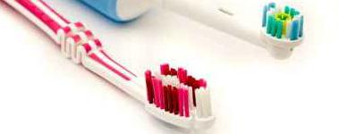 Consejos para la higiene en nuestro cepillo dental